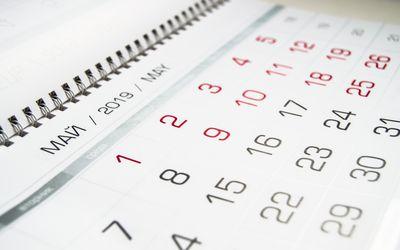 Create an HTML Calendar In Python Dynamically