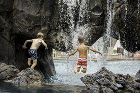 Adventure pool at Wailea Beach Resort – Marriott, Maui