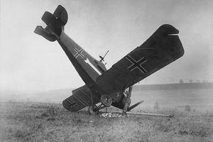 German plane in WWI