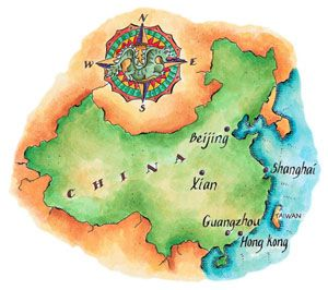 China's Physical Geography - A Diverse Landscape on physical map that shows the rivers of afghanistan, physical map of afghanistan with key, physical map of asia, physical map with rivers of afghanistan,