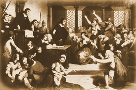Salem Witch Trial