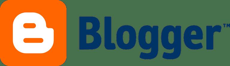 The Blogger logo