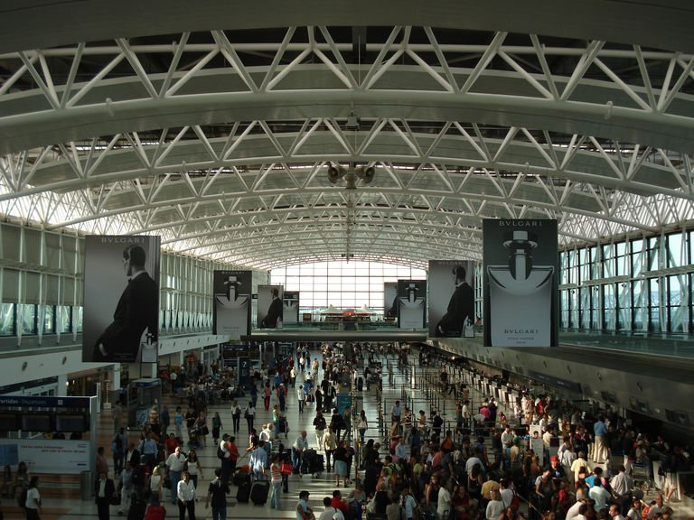 Buenos Aires airport