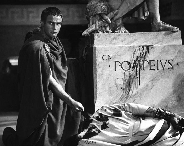 Paralepsis in Julius Caesar