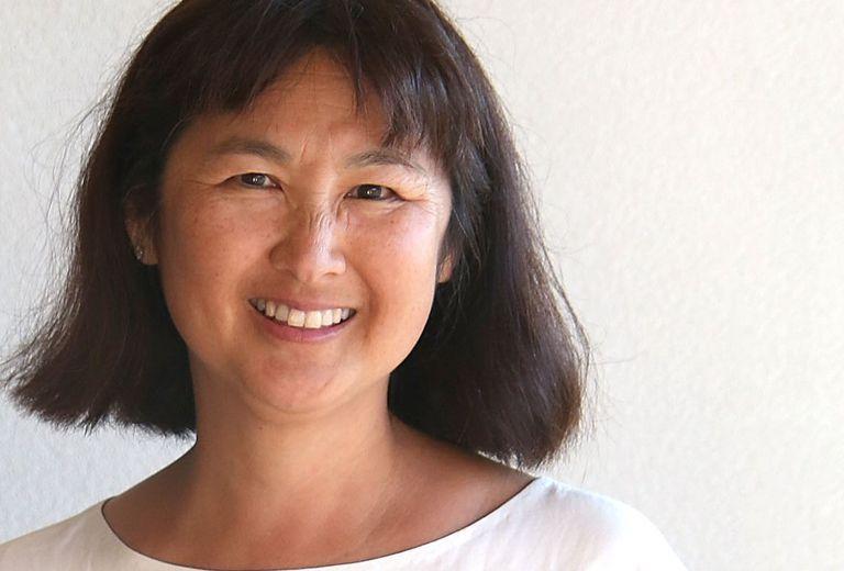 Architect Maya Lin in 2014