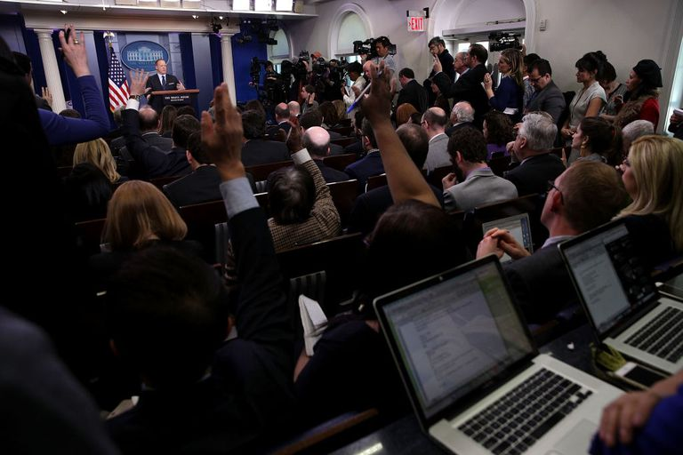 White House Press Briefing