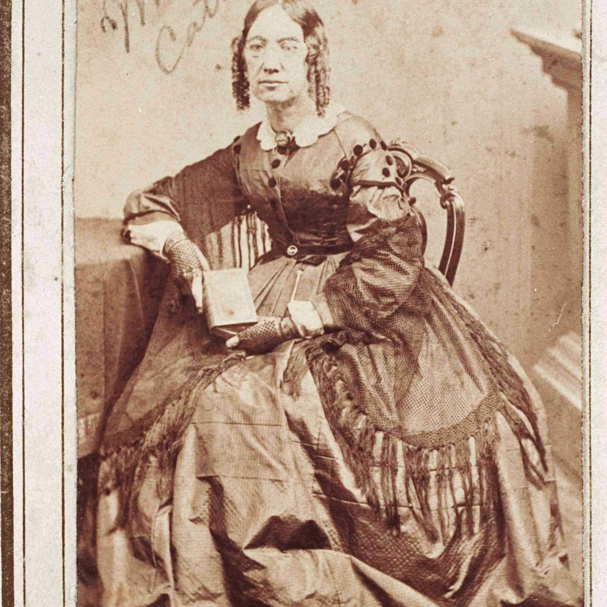Catharine Beecher c. 1860