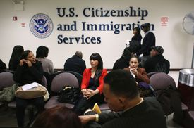 Children Receive U.S. Citizenship Certificates In New York