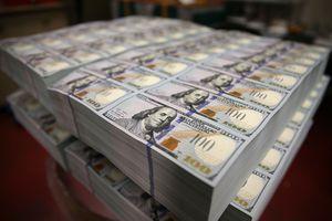 Bundles of Cash
