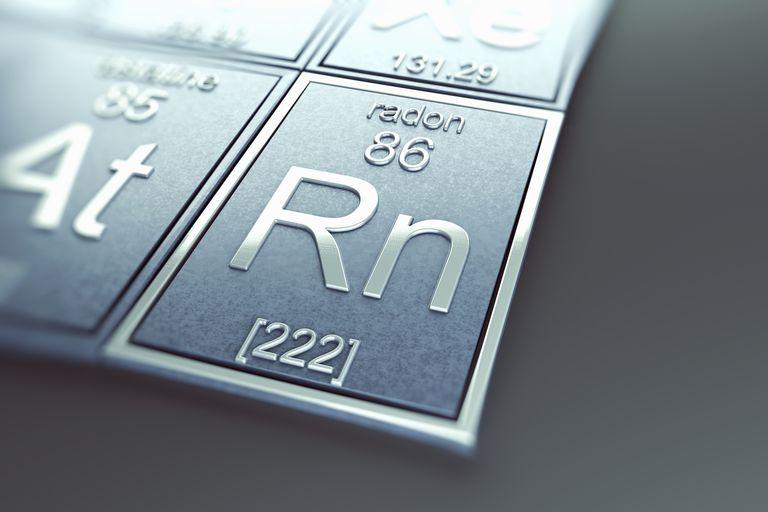 Radon Element Tile
