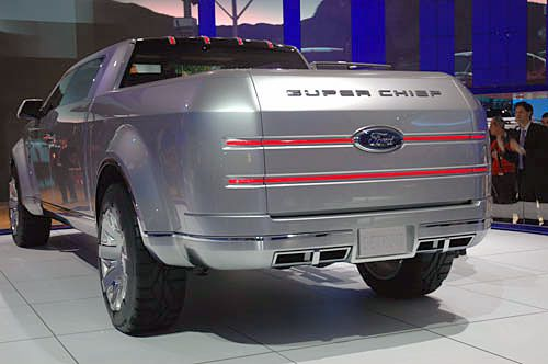 Ford Super Chief Truck