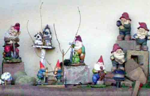 Learn More About Collectible Gnomes