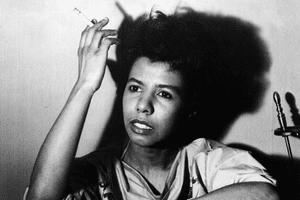 Lorraine Hansberry in 1960