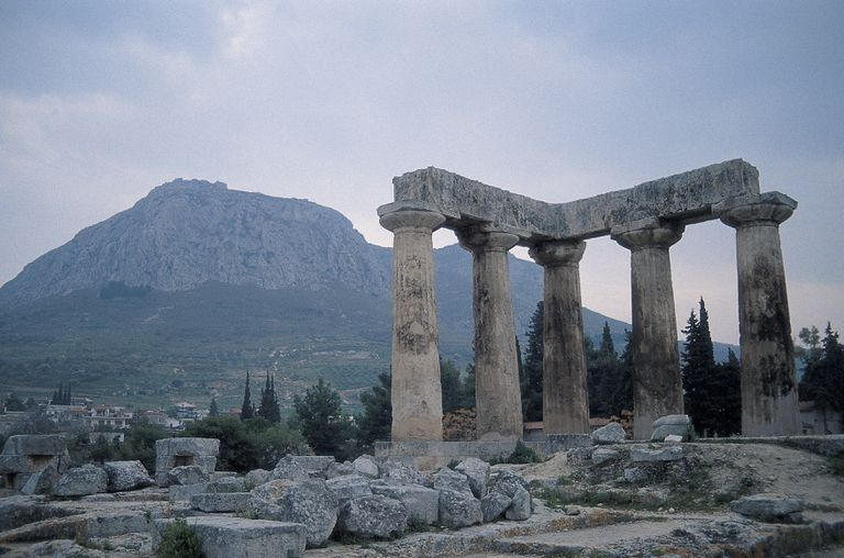 Temple of Aphrodite Urania