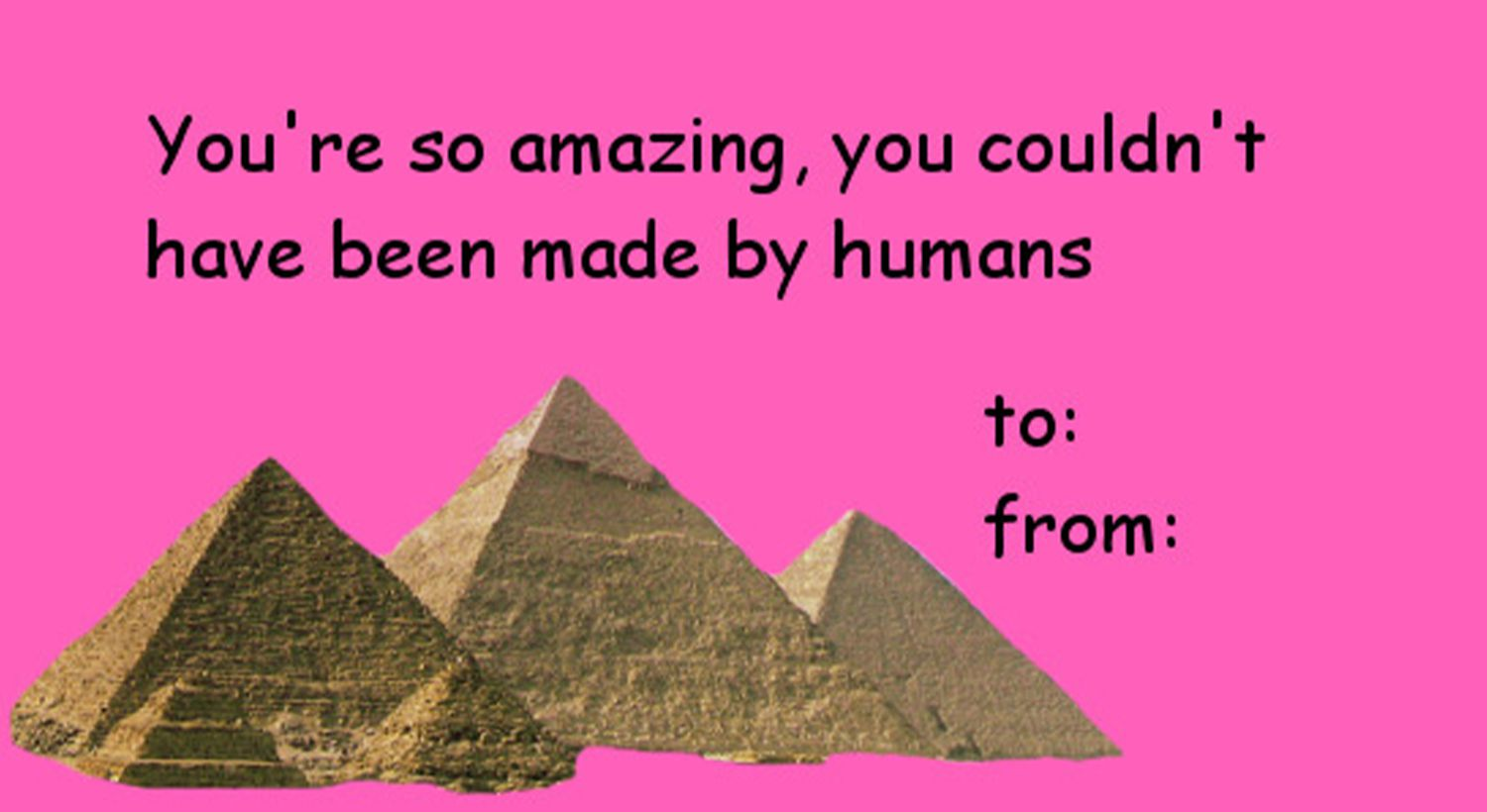 Out of this world Valentines meme