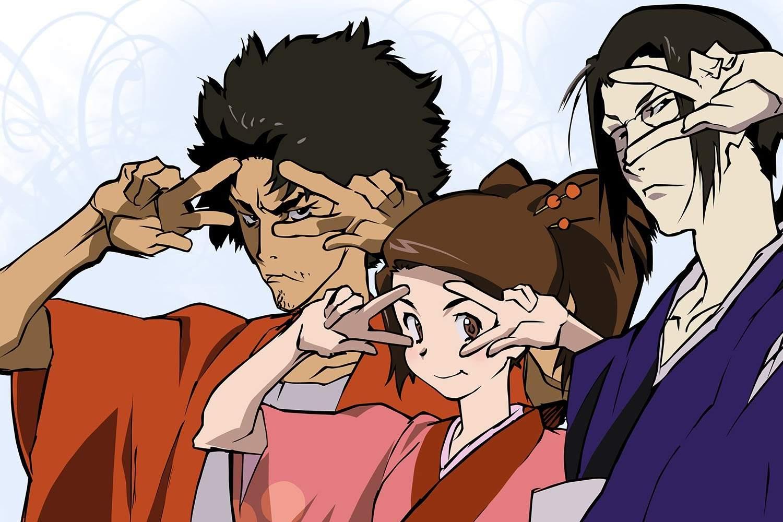 Samurai champloo samuraii champooloo anime series