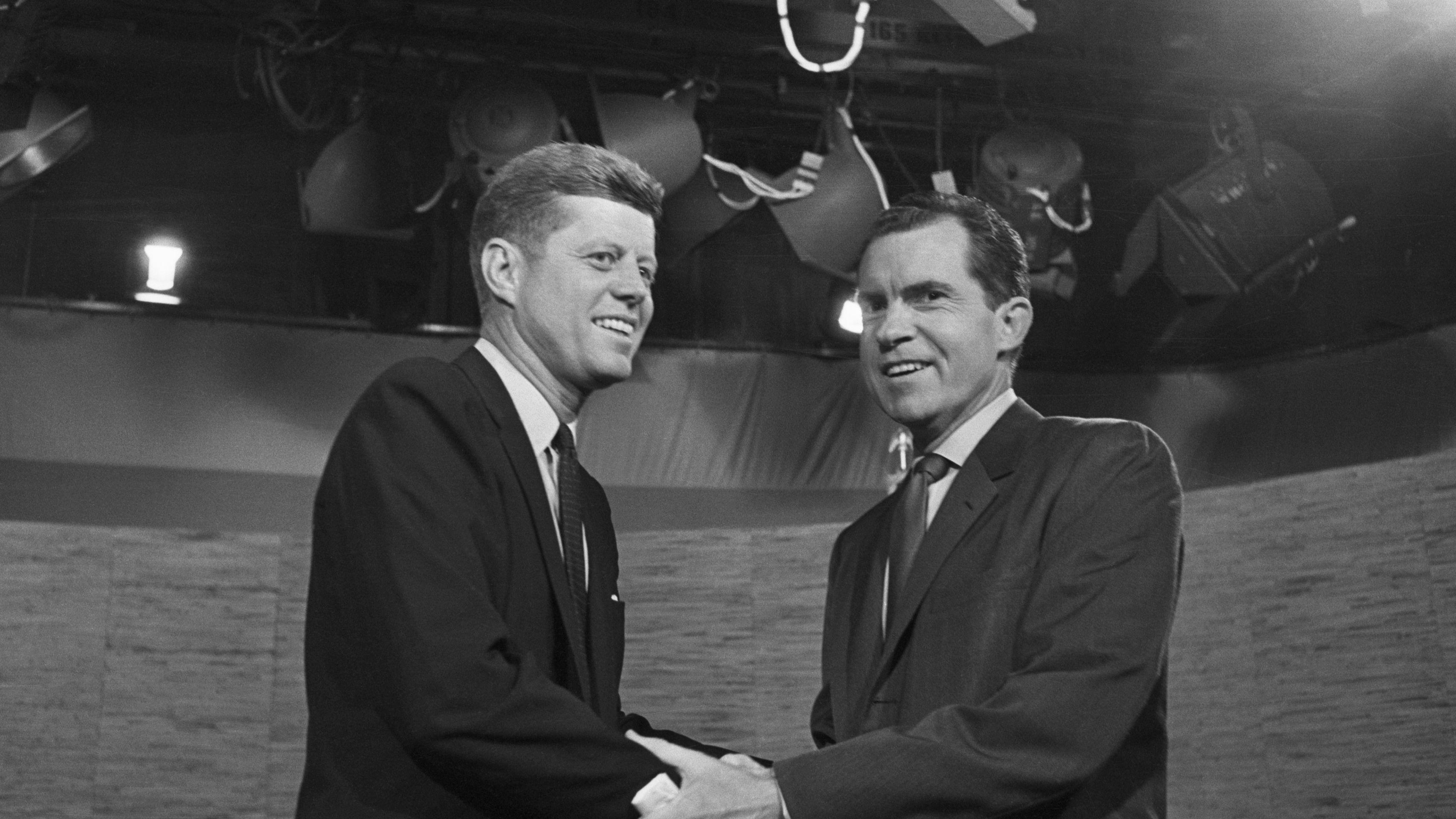 First televised presidential debate
