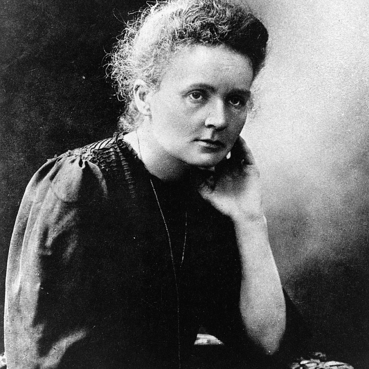 Marie Curie 1901