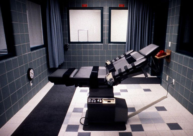 Terre Haute to Host McVeigh Execution