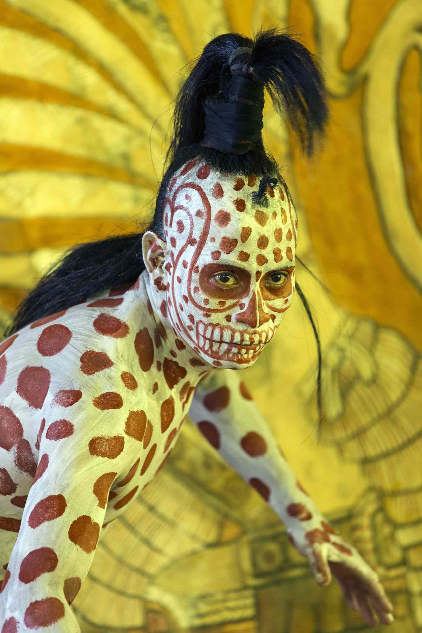 Gods And Goddesses Of The Maya