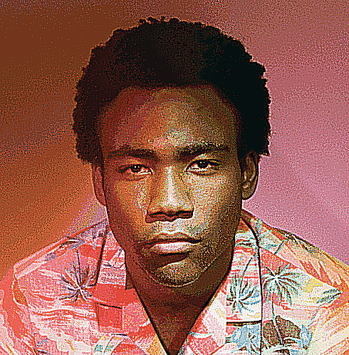 Childish Gambino - Because the Internet Cover