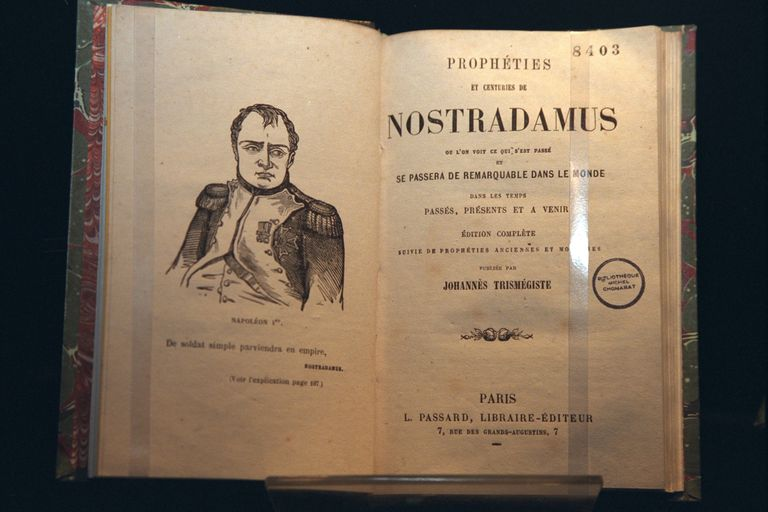 SNAPSHOT: THE WRITINGS OF NOSTRADAMUS