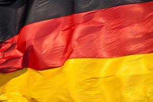 Full Frame Shot Of German Flag