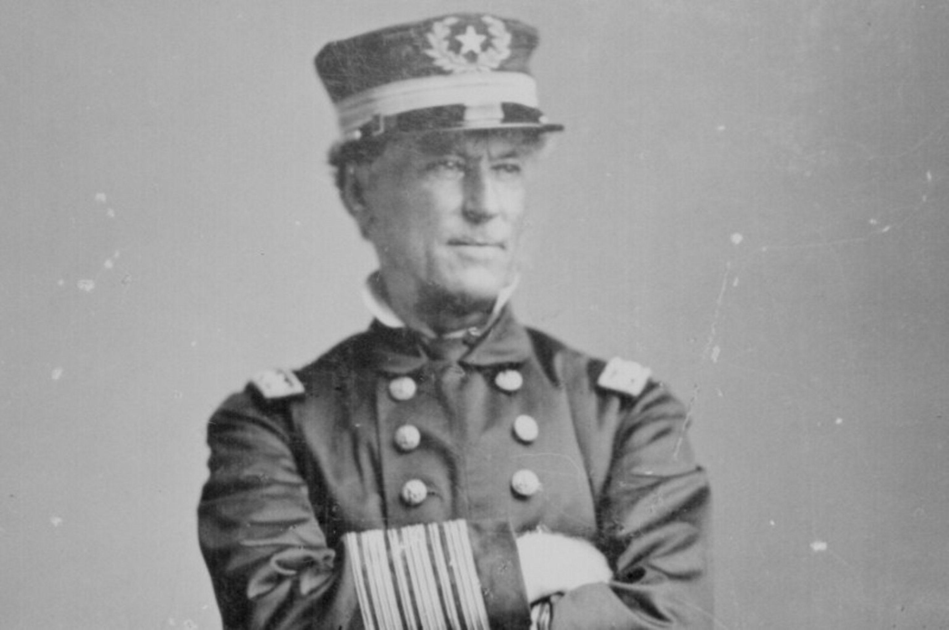 Admiral David Glasgow Farragut - Library Trust Fund