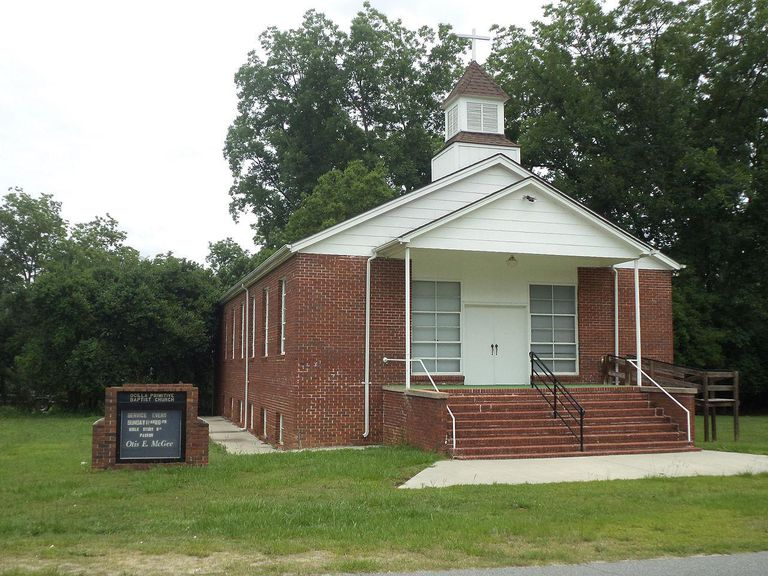 Ocilla Primitive Baptist Church