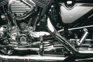 chromowanie elementow motocyklowych