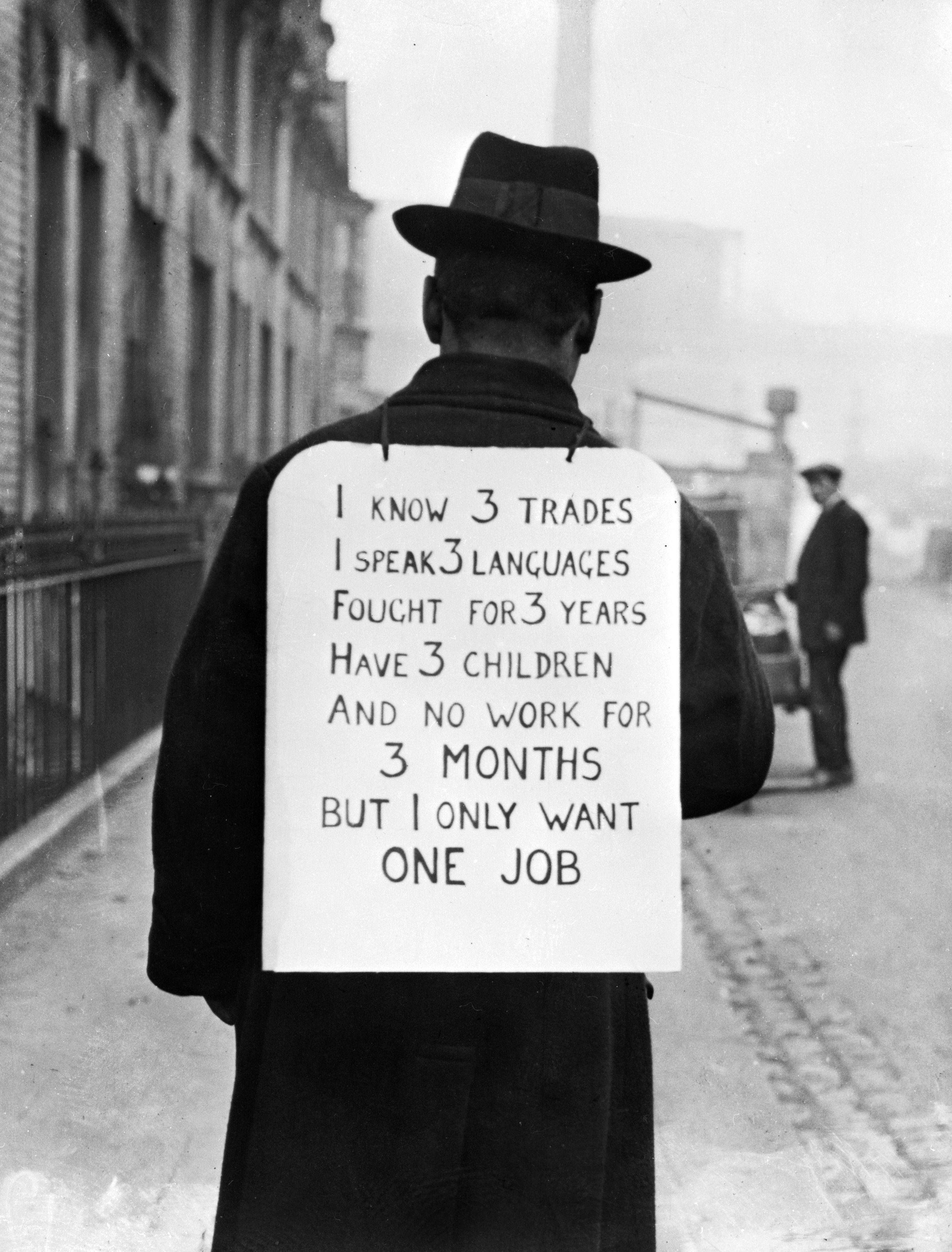 How The Great Depression Altered Us Foreign Policy - The-great-depression-1929
