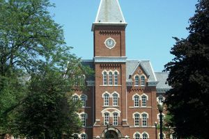 University Hall at the Ohio State University