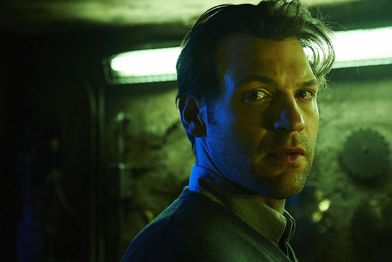 Corey Stoll as Ephraim Goodweather in 'The Strain'.