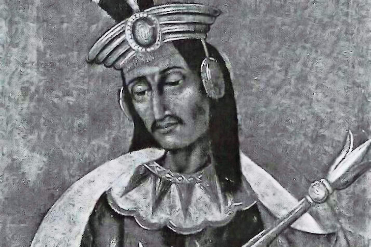Portrait of Huascar