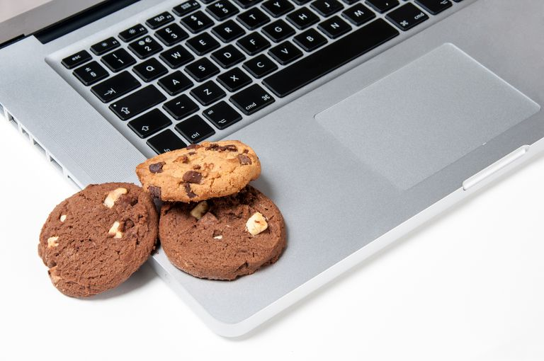 Cookies on a computer