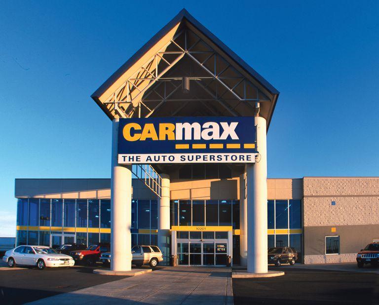 CarMax store