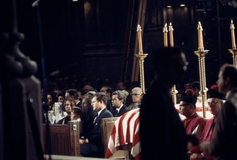 Funeral of Senator Robert Kennedy