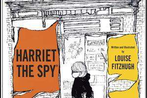 Harriet the Spy - 50th Anniversary Edition