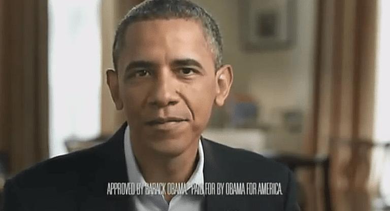 Barack Obama Campaign Ad