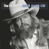 The Essential David Allan Coe album cover