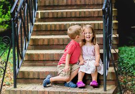"""The term """"kissing cousins"""" generally refers to any cousin other than a first cousin, or a relative known well enough to kiss hello."""