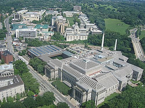 Carnegie Mellon University and the Carnegie Museum and Library