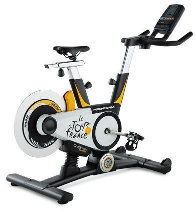 Proform Le Tour de France Generation 2 indoor cycle