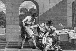 Marcus Licinius Crassus of the 1st Roman Triumvirate