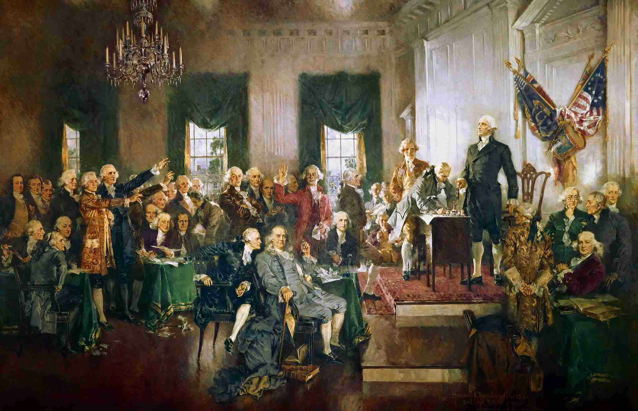 The Commerce Compromise was one of the key compromises of the Constitutional Conventional.