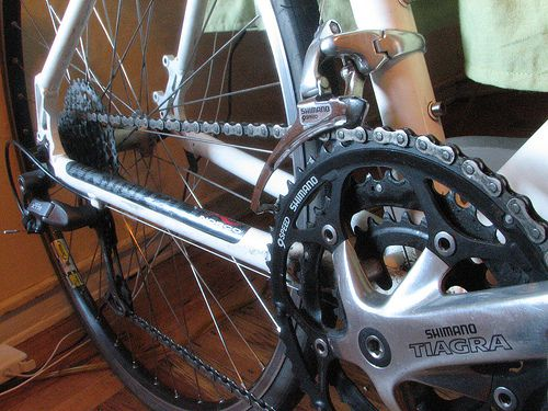 how to change gears on your bike