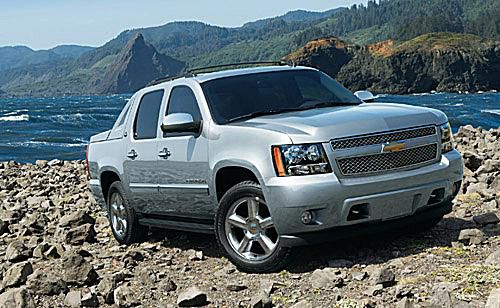 Used Chevrolet Avalanches Should Hold Their Value