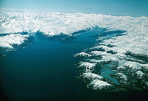 Picturesque bays
