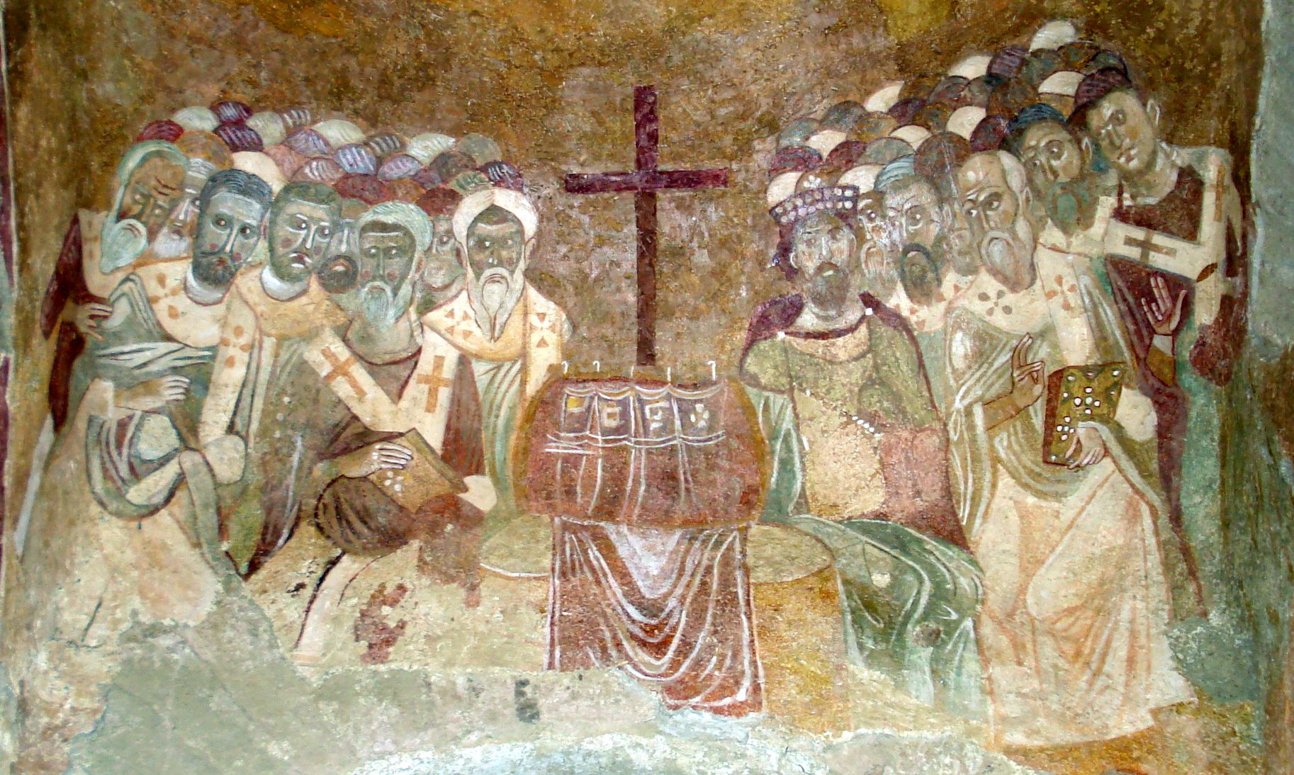 The Arian Controversy and the Council of Nicea