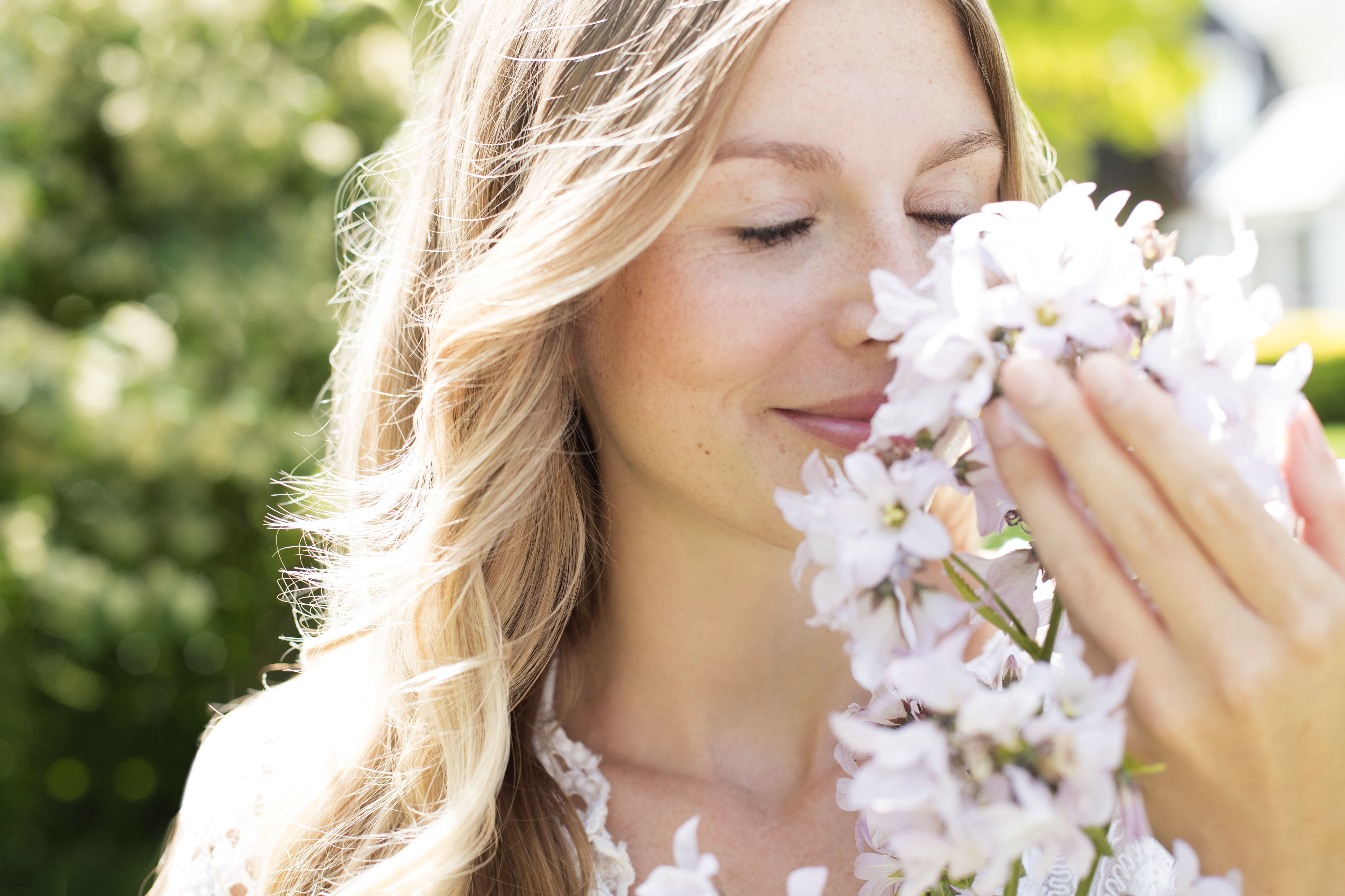 Aroma Compounds and Their Odors